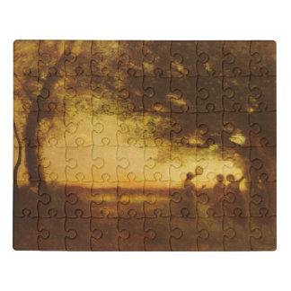 Puzzle Plaisirs de la soirée