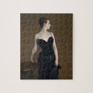 Puzzle Portrait de Madame X (Madame Gautreau) par Sargent