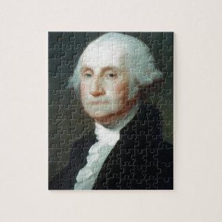 Puzzle Premier président : George Washington