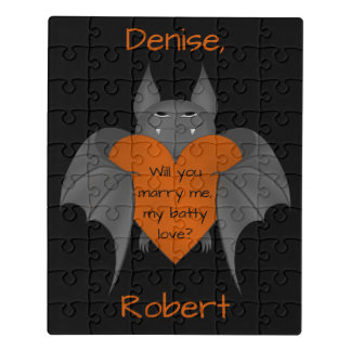 Puzzle Proposition drôle de Halloween