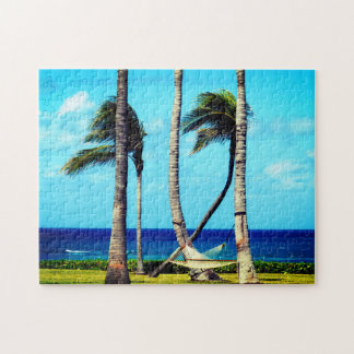 Puzzle Relaxation tropicale merveilleuse