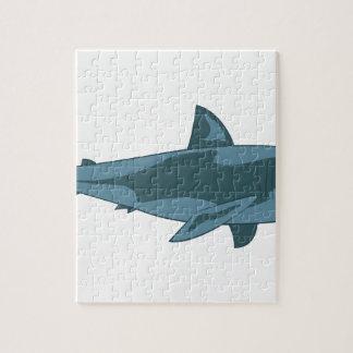 Puzzle Requin