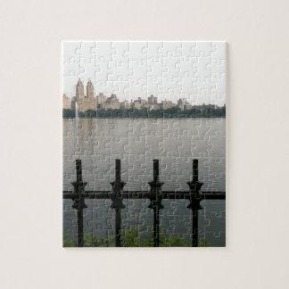 Puzzle Réservoir de Central Park, photo de New York City
