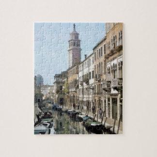 Puzzle Rio Ognissanti, Venise