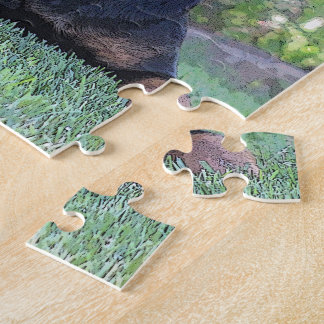 Puzzle Rottweiler