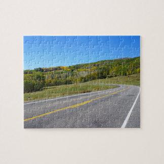 Puzzle Route pittoresque à Escalante, Utah