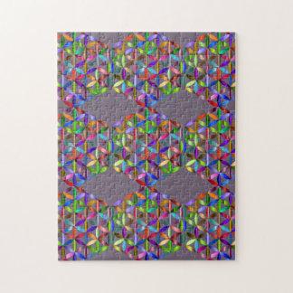 """Puzzle sacré 11"""" de la géométrie x 14"""" (252"""