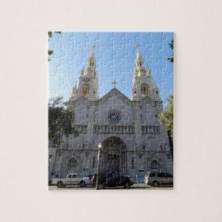 Puzzle Saints Peter et casse-tête d'église de Paul