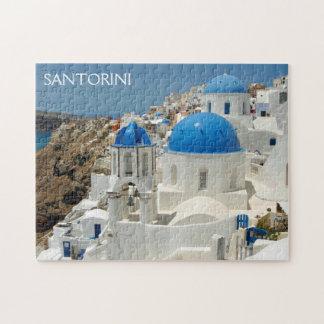 Puzzle Santorini 1