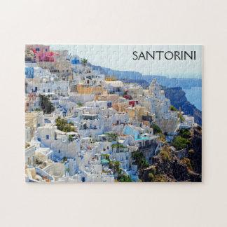 Puzzle Santorini 2