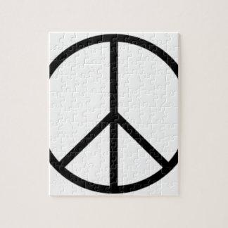 Puzzle Signe de paix