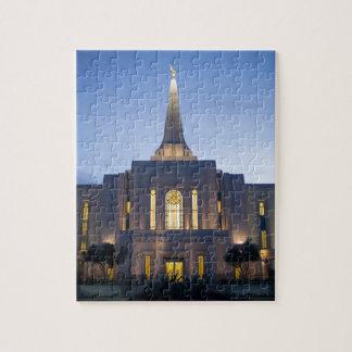Puzzle Temple de GIlbert Arizona LDS