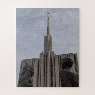 Puzzle Temple de Seattle LDS