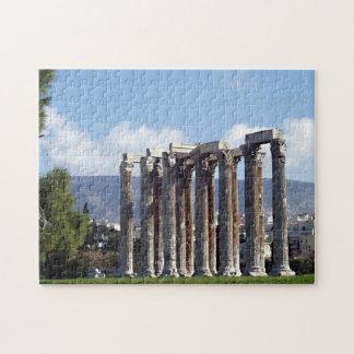 Puzzle Temple de Zeus olympien