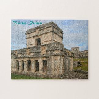 Puzzle Temple des fresques