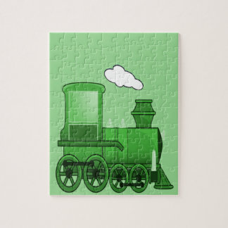 Puzzle Train de vapeur