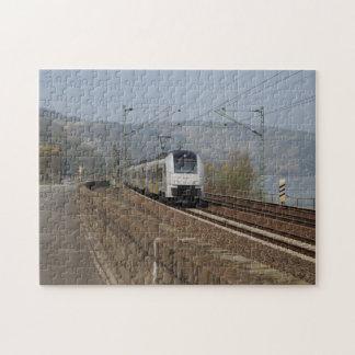 Puzzle Train des personnes dans les Niederheimbach