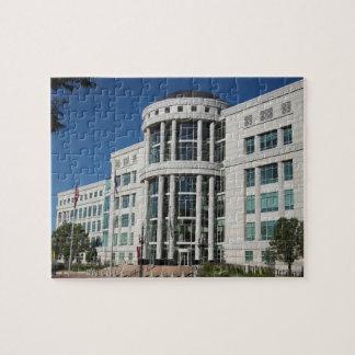 Puzzle Tribunal de Scott E Matheson, tribunal de l'État