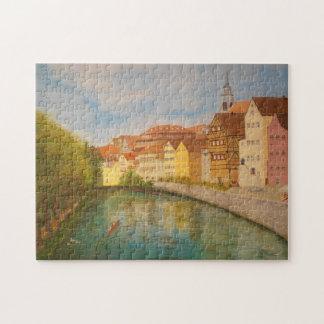 Puzzle Tübinga, Allemagne