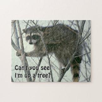 Puzzle Vers le haut d'un arbre