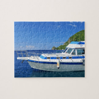 Puzzle Yacht