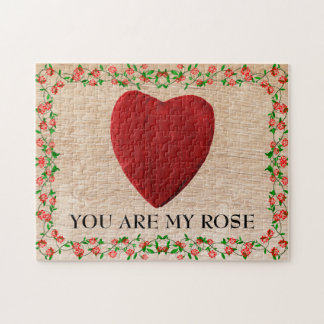 Puzzle You d'acres my rose