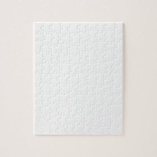 Puzzle de 20,3 cm x 25,4 cm avec boite cadeau
