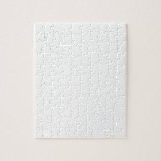Puzzles personnalisés 20.3 cm x 25.4 cm puzzle