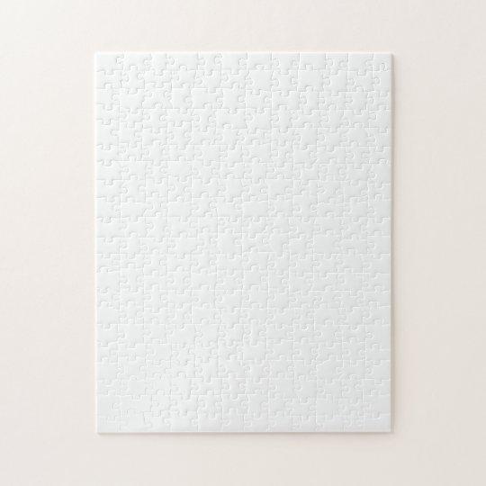 Puzzle avec photo 27,9 cm x 35.56 cm
