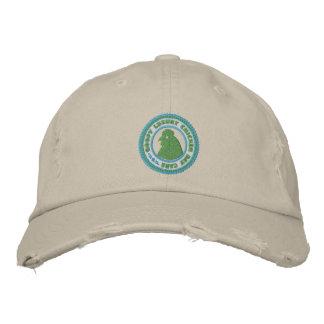 Qoopy a brodé le chapeau casquette brodée