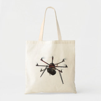 Quadcopter 2 de bourdon tote bag