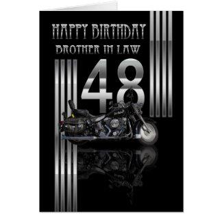 Quarante-huitième carte d'anniversaire de