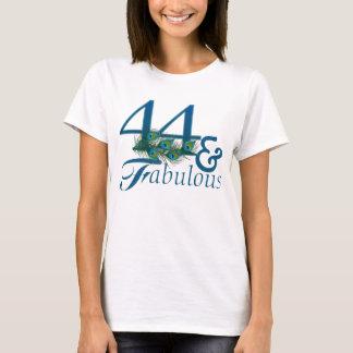 quarante-quatrième T-shirts d'anniversaire