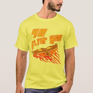 quarantième T-shirt de cadeaux d'anniversaire
