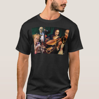 Quartet post-moderne t-shirt