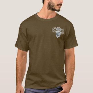 quatre-vingt-deuxième Cru de Division Aéroportée T-shirt