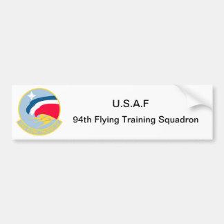 quatre-vingt-quatorzième Escadron de formation de Autocollant De Voiture