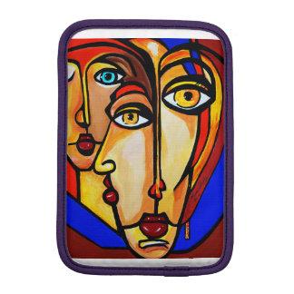 QUATRE YEUX HOUSSE POUR iPad MINI