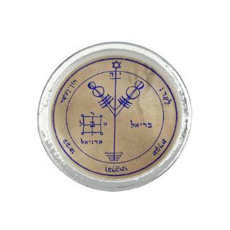 Quatrième pentagramme de Jupiter Bague