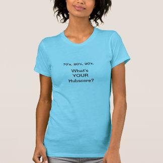 Quel est votre Hubscore ? Chemise T-shirt