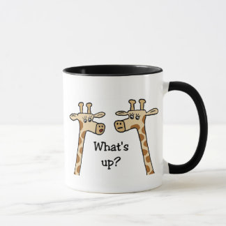 Qu'est ? Tasse de girafe
