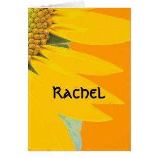 Rachel Carte