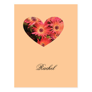 Rachel Carte Postale