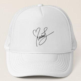 Rachel Lauren - casquette de logo