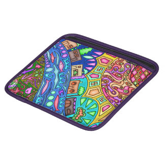 Racines d'Alaska par la douille d'ipad d'Angie Mul Poches iPad