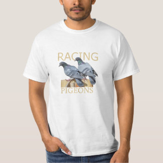 Racing Pigeons Two T-shirt
