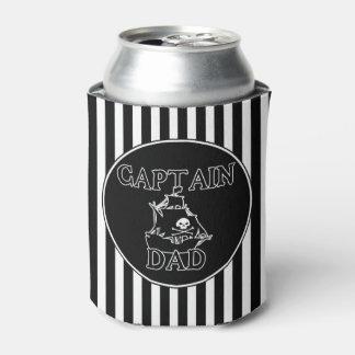 Rafraichisseur De Cannettes Capitaine Dad - le galion fantomatique peut