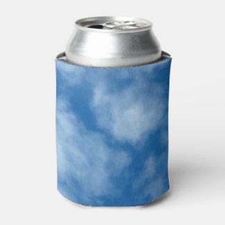 Rafraichisseur De Cannettes Ciel bleu avec la photo de nuages