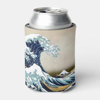 Rafraichisseur De Cannettes Grande vague reconstituée outre de Kanagawa par