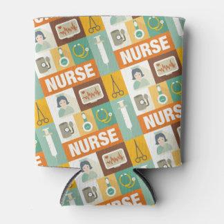 Rafraichisseur De Cannettes Iconique professionnel d'infirmière conçu